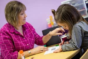 Pediatric Occupational Therapy Clinic in Eagle River and Wasilla