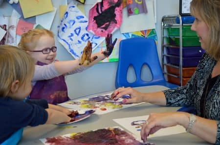 Palmer Occupational Therapy Clinic for Kids