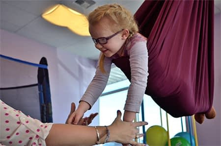 Palmer Physical Therapy Clinic for Kids