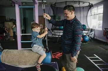 Occupational Therapy for Kids in Mat-Su Valley